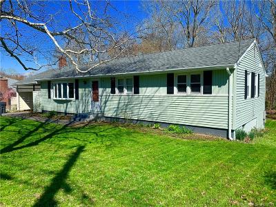 Groton Single Family Home For Sale: 70 Bel Aire Drive