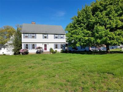 Newington Single Family Home For Sale: 72 Settlers Knoll