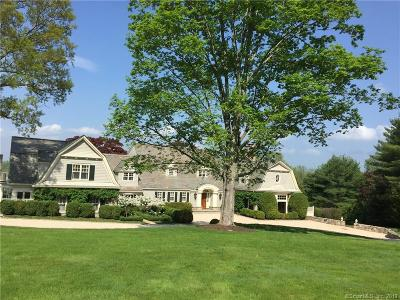 Stamford Single Family Home For Sale: 378 Taconic Road