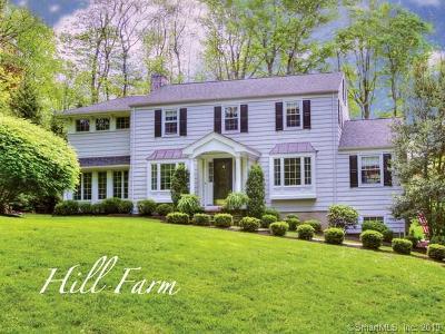 Fairfield Single Family Home For Sale: 535 Hill Farm Road