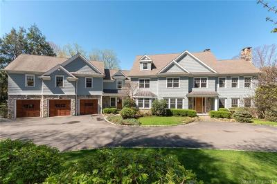 Wilton Single Family Home For Sale: 12 Powder Horn Hill Road