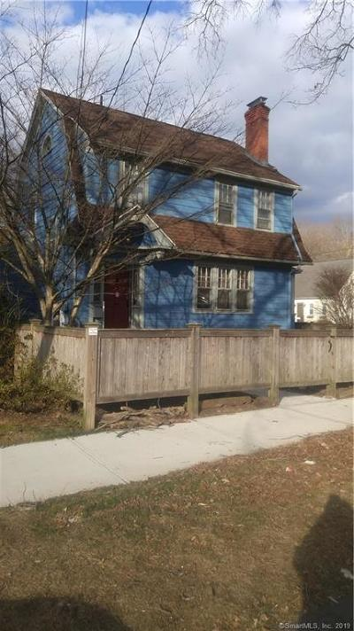New Haven Single Family Home For Sale: 487 Fountain Street