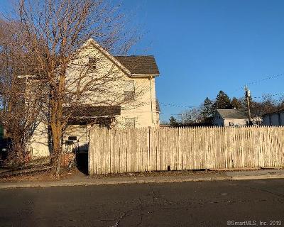Danbury Multi Family Home For Sale: 73 Rowan Street