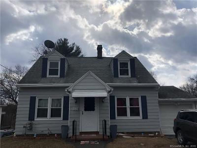 Waterbury Single Family Home For Sale: 464 Sylvan Avenue