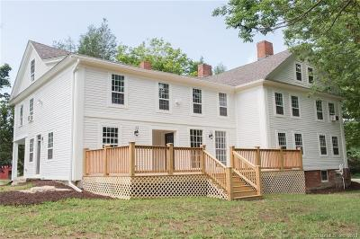Windham County Single Family Home For Sale: 4 Perrin Road