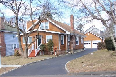 Stamford Single Family Home For Sale: 51 Elizabeth Avenue