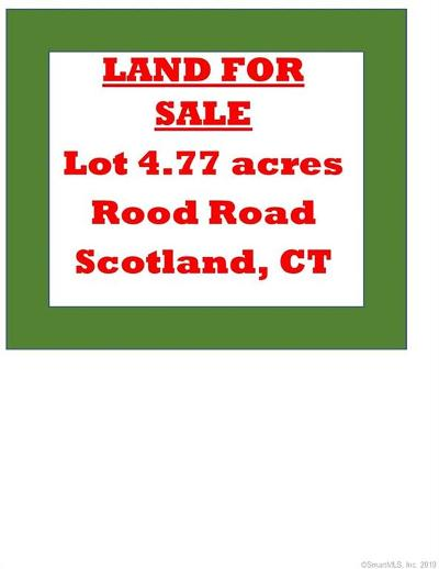 Windham County Residential Lots & Land For Sale: 2a Rood Road