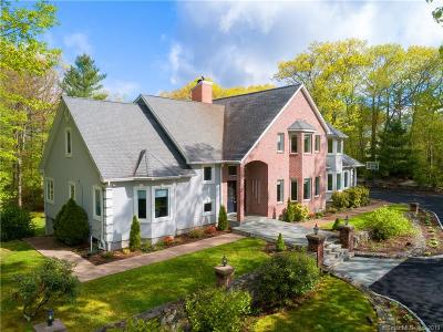 Middlebury Single Family Home For Sale: 27 East Farms Road