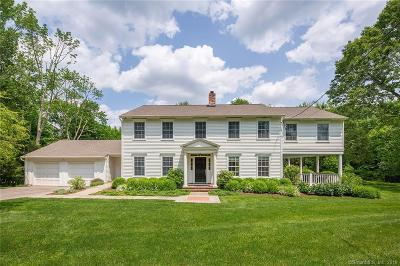 Fairfield County Single Family Home For Sale: 83 Grist Mill Lane