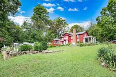 Guilford Single Family Home For Sale: 2519 Durham Road