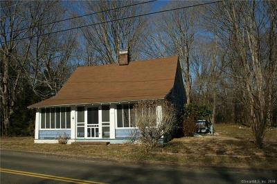 New Haven County Single Family Home For Sale: 105 Scotland Road