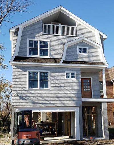 Fairfield Single Family Home For Sale: 954 Fairfield Beach Road
