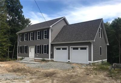 Ledyard Single Family Home For Sale: 6 Stoddards View