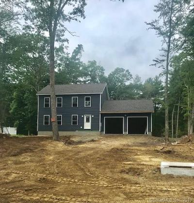 Windham County Single Family Home For Sale: Lot 1 Cardinal Drive