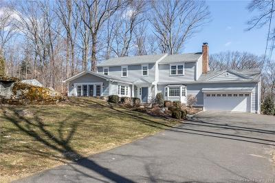 Fairfield County Single Family Home For Sale: 499 Hollydale Road