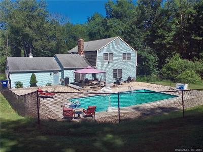 Harwinton Single Family Home For Sale: 236 North Road
