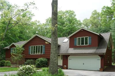 Brookfield Single Family Home For Sale: 42 Merwin Brook Road