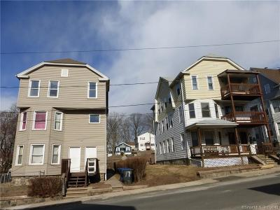 Waterbury Multi Family Home For Sale: 19 & 21 Eastwood Avenue