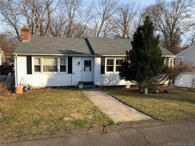 West Haven Single Family Home For Sale: 61 Wilson Avenue