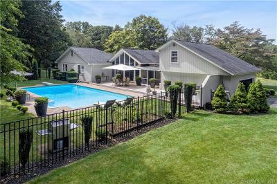 Westport Single Family Home For Sale: 230b Bayberry Lane