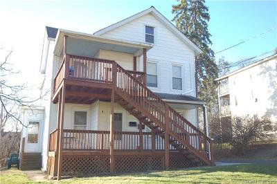 Danbury Multi Family Home For Sale: 4 Whitlock Street