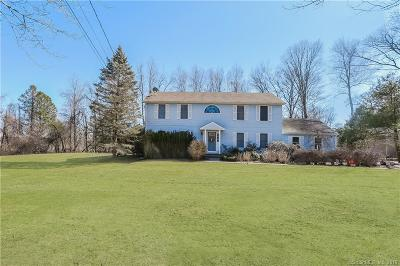 Danbury Single Family Home For Sale: 19 Forty Acre Mountain Road
