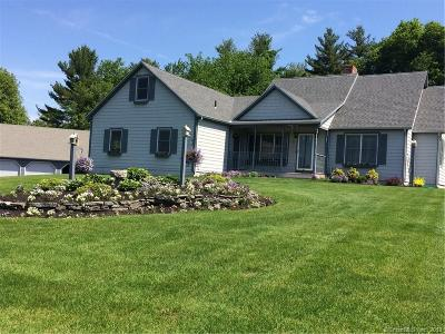 Windham County Single Family Home For Sale: 16 Hartford Pike
