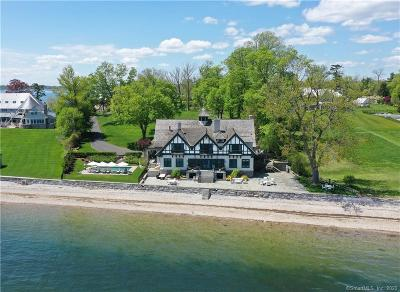 Darien Single Family Home For Sale: 209 Long Neck Point Road