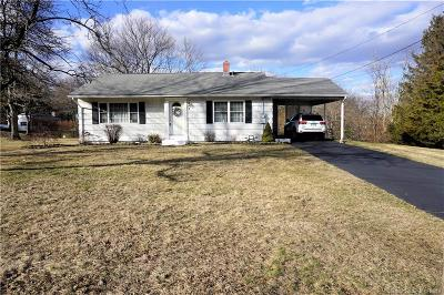 Wallingford Single Family Home For Sale: 3 Mohican Lane