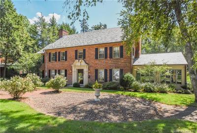 West Hartford Single Family Home For Sale: 33 Belknap Road