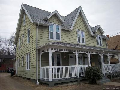 Norwich Rental For Rent: 17 Oak Street #B