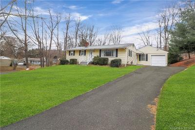 Trumbull Single Family Home For Sale: 84 Shawnee Road