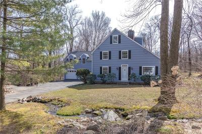 Wilton Single Family Home For Sale: 11 East Meadow Road