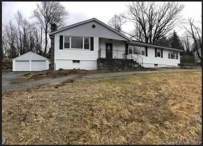 New Fairfield Single Family Home For Sale: 36 Forest Hills Drive