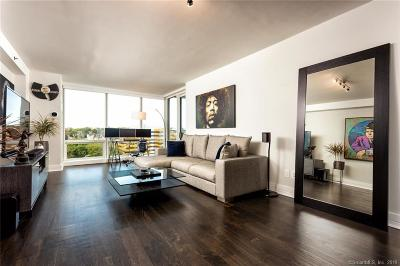 Stamford Condo/Townhouse For Sale: 1 Broad Street #8B