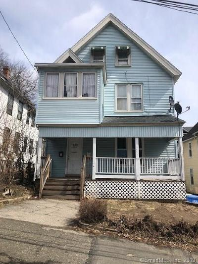 Waterbury Multi Family Home For Sale: 132 Central Avenue