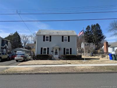 Rocky Hill Single Family Home For Sale: 54 Birch Road