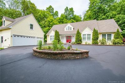 Glastonbury Single Family Home For Sale: 2727 Hebron Avenue