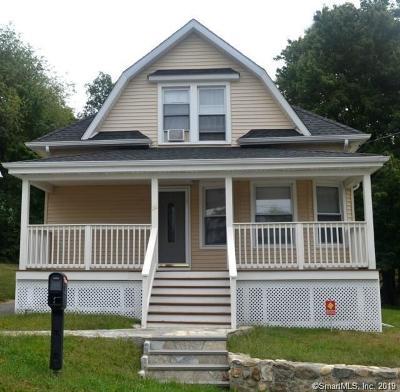 Waterbury Single Family Home For Sale: 132 Traverse Street