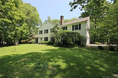 Ridgefield Single Family Home For Sale: 21 Armand Road