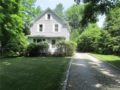 Ridgefield Single Family Home For Sale: 18 North Street