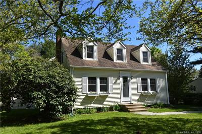 Stonington Single Family Home For Sale: 221 Elm Street
