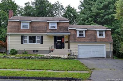 Wethersfield Single Family Home For Sale: 4 Bermuda Road