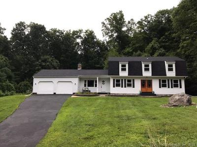 Somers Single Family Home For Sale: 59 Somerset Lane
