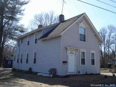 Stonington Single Family Home For Sale: 19 Walnut St (Pawcatuck)