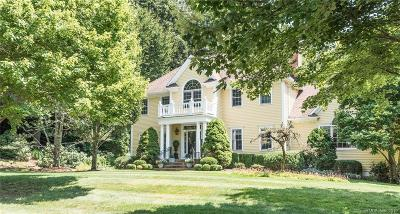Fairfield Single Family Home For Sale: 224 Sherwood Farm Road