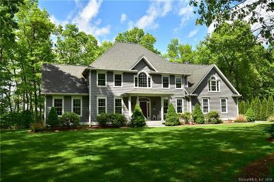 Ellington Single Family Home For Sale: 8 Ellridge Place