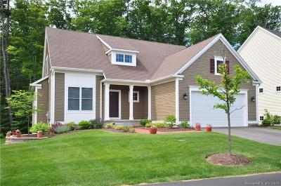 Simsbury Single Family Home For Sale: 3 Carson Way