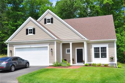 Simsbury Single Family Home For Sale: 1 Prospect Ridge