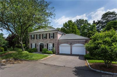 New Canaan Condo/Townhouse For Sale: 13 Bank Street #1